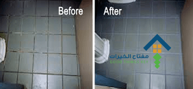 Photo of شركة تنظيف سيراميك الحمام شديد الاتساخ بالرياض عمالة فلبينية
