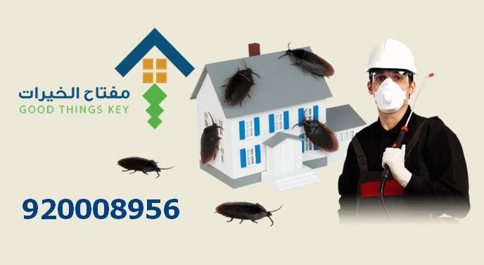 افضل شركة رش حشرات شمال الرياض 920008956