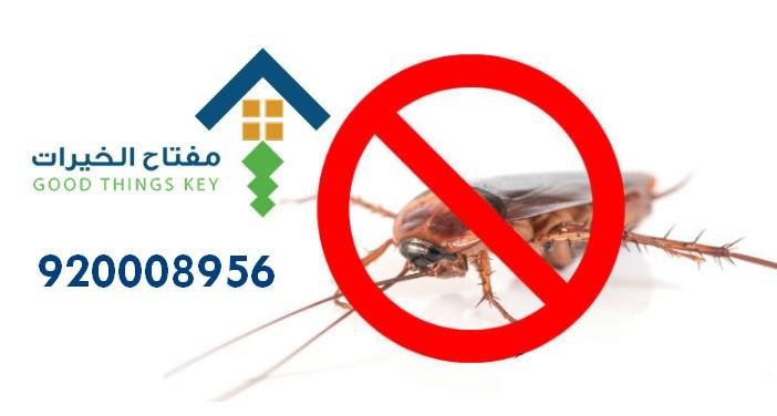 افضل شركة مكافحة الصراصير شمال الرياض 920008956