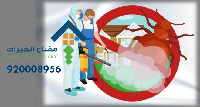 افضل شركة مكافحة حشرات غرب الرياض 920008956