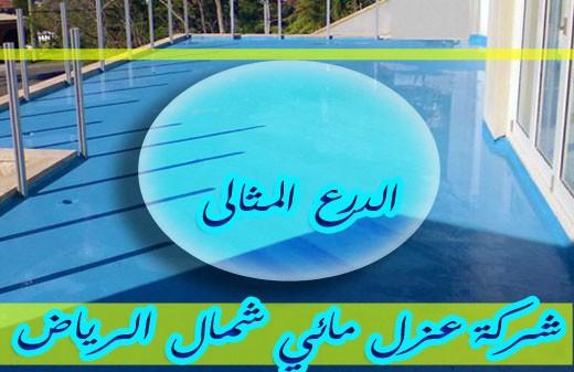 شركة عزل مائي شمال الرياض