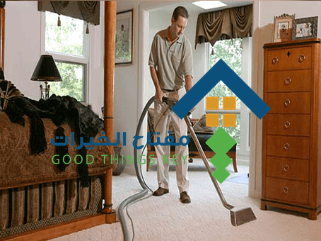 شركة تنظيف بيوت محروقة شمال الرياض