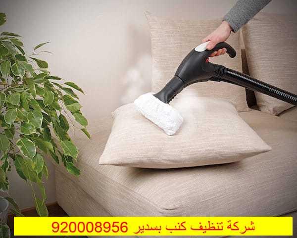 شركة تنظيف كنب بسدير 920008956